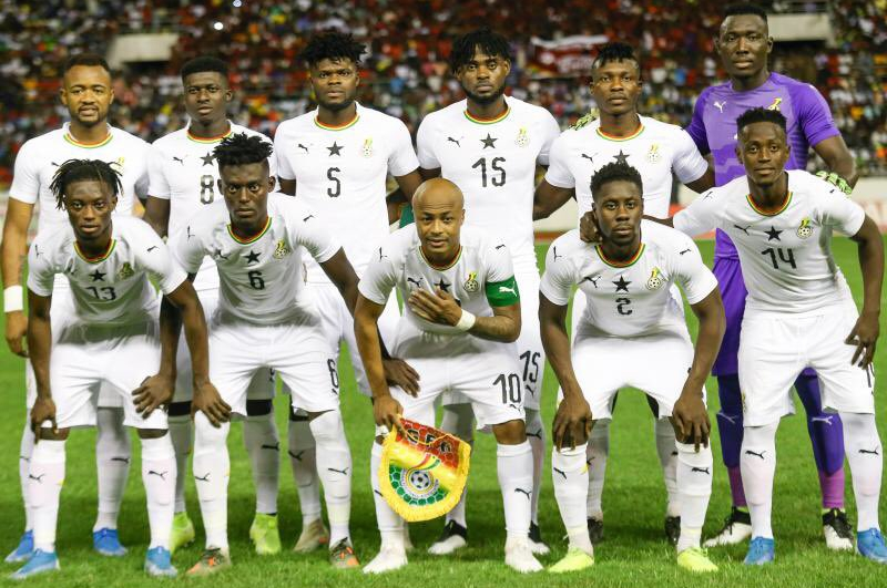 Ghana World Cup qualifiers squad named