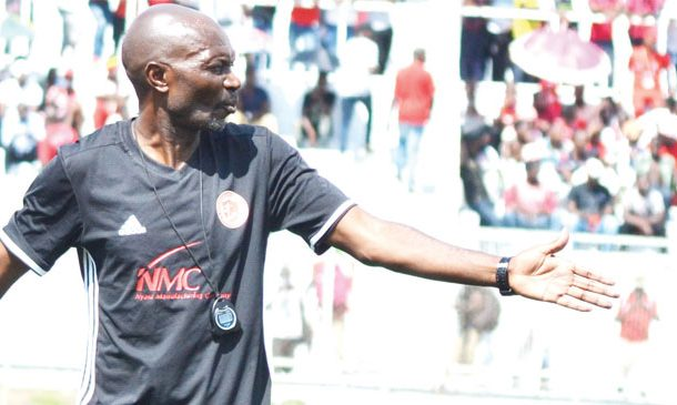 Pasuwa's Nyasa record ends as team losses momentum in title race