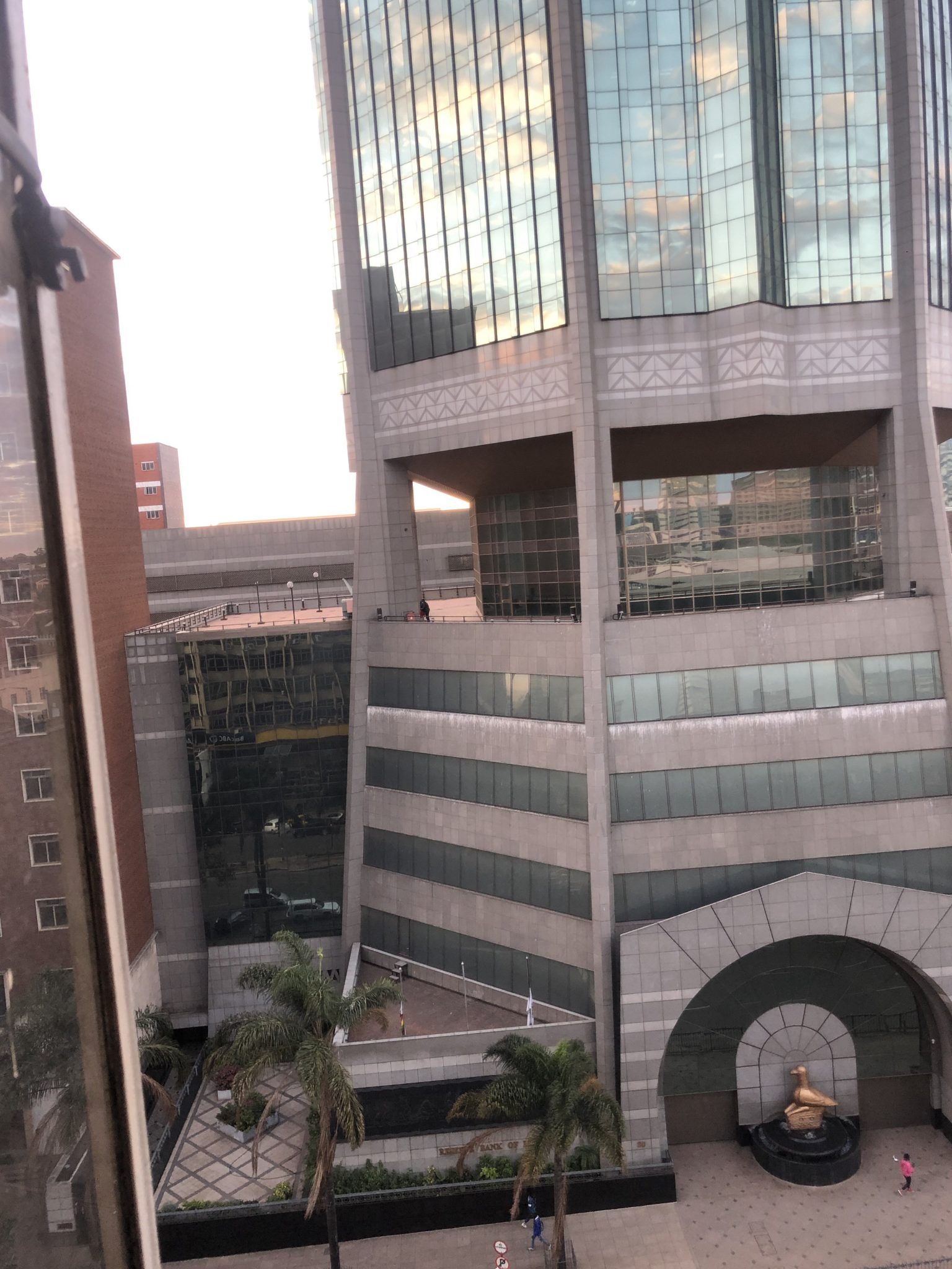 RBZ's Forex Auction System Faces Collapse