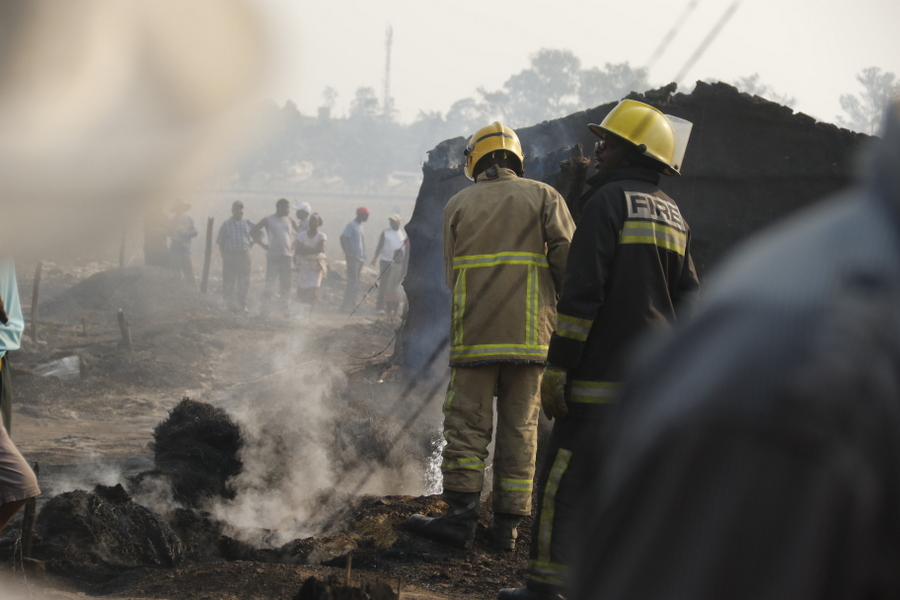 Harare loses 125 firefighters in one year