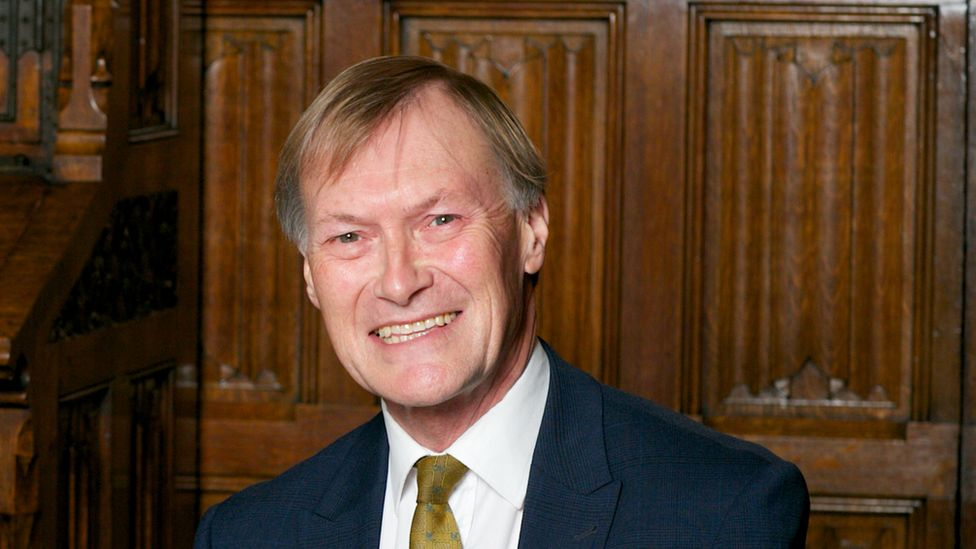 UK MP Stabbed To Death In His Constituency